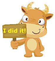 Daily cow milestone