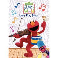 Elmo's World - Let's play music DVD