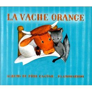 La vache orange by Nathan Hale