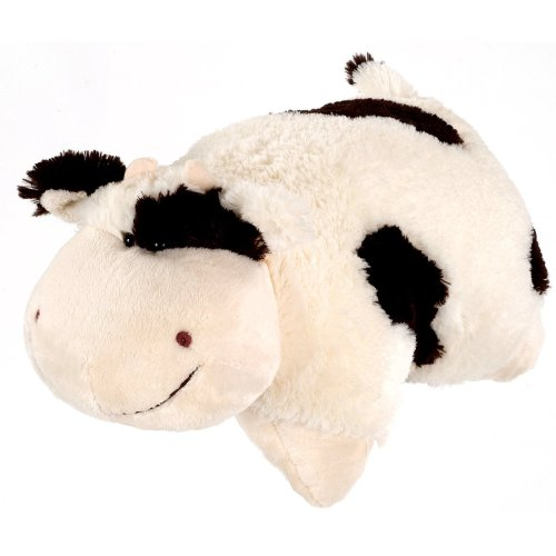 My Pillow Pets cow pillow