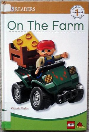 Lego book - On the farm
