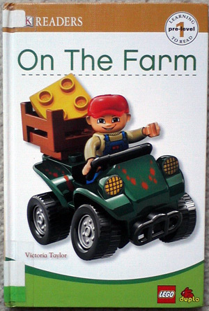 Lego book - On the farm