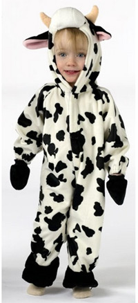 Cow suit - cow costume