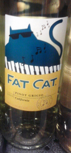 Fat Cat Wine