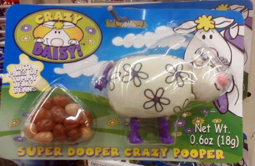 Super dooper crazy pooper cow