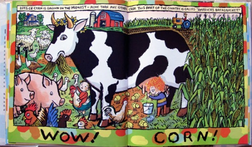 Wow! Cow! in Wow! America!