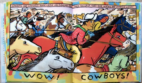 Wow! Cowboys! from Wow! America!