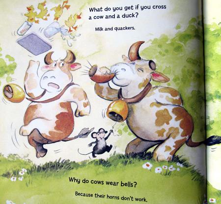 Cow jokes