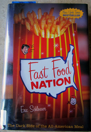 Fast Food Nation book by Eric Schlosser