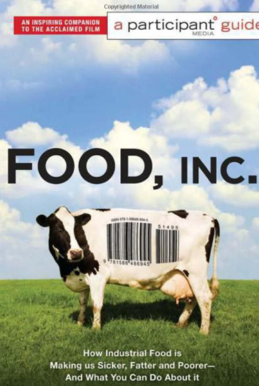 Food Inc book