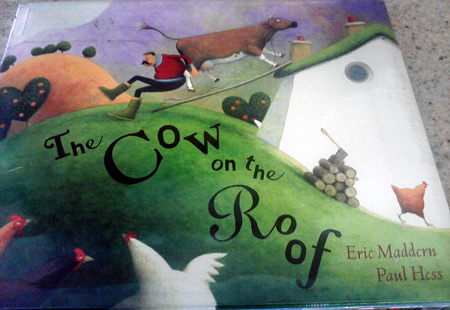 The cow on the Roof