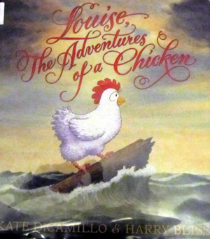 Louise - The adventures of a chicken by Kate DiCamillo