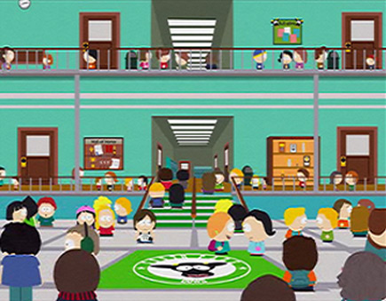 new south park opening quells historic fight for greenie campus