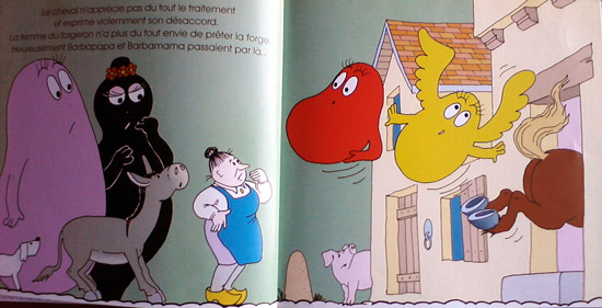 Barbapapa book