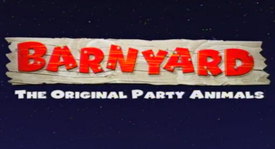 The Barnyard movie title