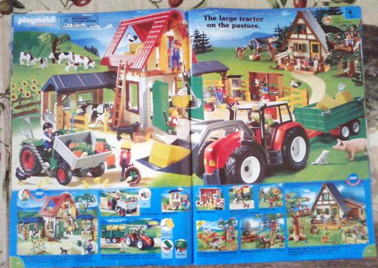 Playmobil 2011 catalog