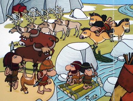 European aurochs