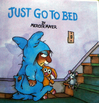 Little Critter Just Go to Bed by Mercer Mayer
