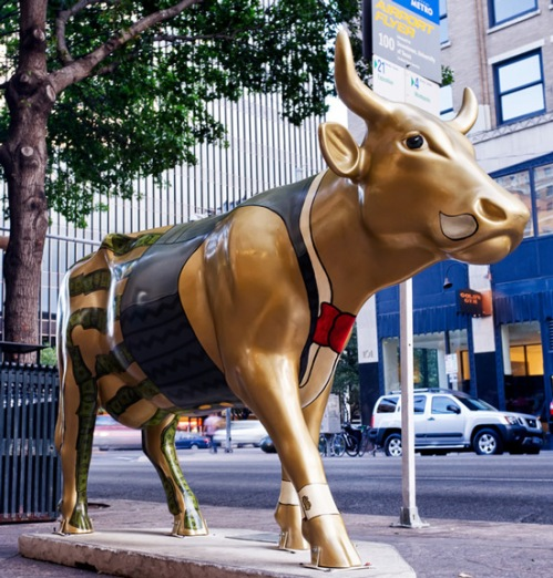 Sacred cow or cash cow?
