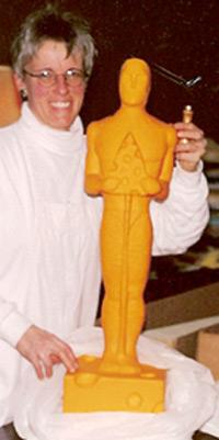 Sarah Kaufmann, the Cheese Lady