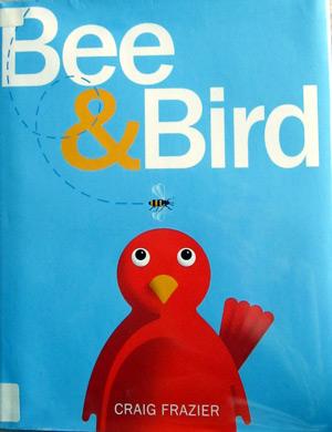 Bee & Bird by Craig Frazier