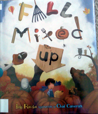 Fall Mixed Up by Bob Raczka