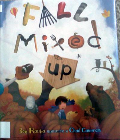 Fall Mixed Up by Bob Raczka