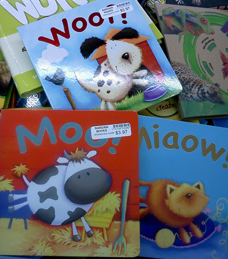 The Moo! book