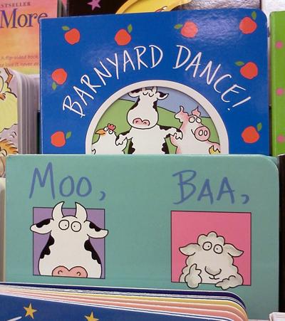 Sandra Boynton Barnyard Dance and Moo, Baa...