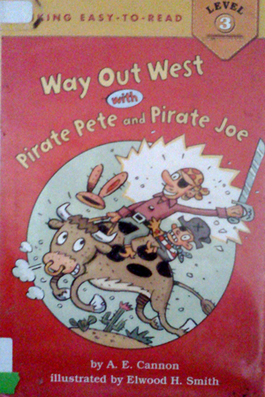 Way out West with Pirate Pete and Pirate Joe book