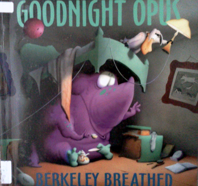 Goodnight Opus by Berkeley Breathed