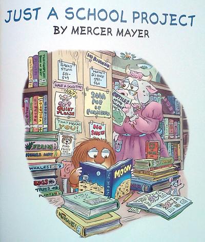 Little Critter: Just a school project