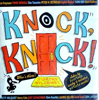 Knock Knock joke book for children