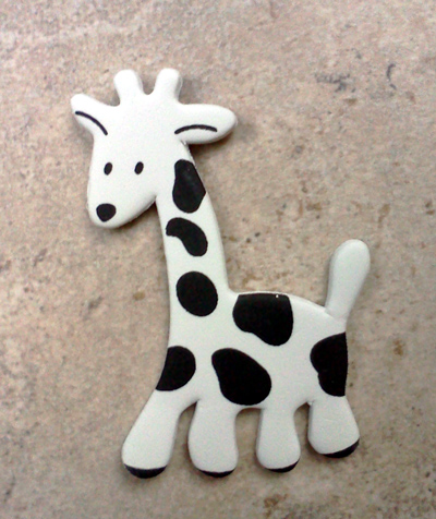 Cow giraffe